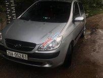 Cần bán Hyundai Getz 1.1 MT năm 2010, màu bạc, nhập khẩu