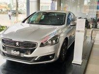 Cần bán Peugeot 508 2015, màu bạc, nhập khẩu nguyên chiếc