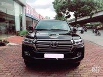 Bán ô tô Toyota Land Cruiser 4.6 đời 2016, màu đen, xe nhập
