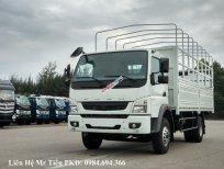 Bán xe tải nhập khẩu Mitsubishi Fuso FA Nhật Bản tải 5.5 tấn, thùng dài 5.28m, đủ các loại thùng