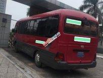 Bán Hyundai County đời 2003, màu đỏ, xe nhập