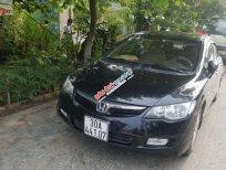 Gia đình bán lại xe Honda Civic 1.8 MT năm 2008, màu đen