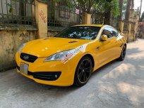 Bán Hyundai Genesis sản xuất năm 2011, màu vàng, nhập khẩu