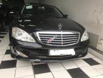 Cần bán xe Mercedes S350 đời 2009, màu đen, xe nhập