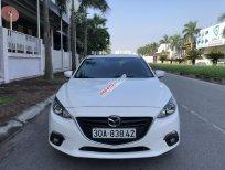 Bán ô tô Mazda 3 Sedan 1.5L đời 2015, màu trắng