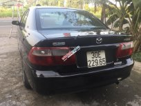 Xe cũ Mazda 626 1.6 sản xuất năm 2004, màu đen, nhập khẩu