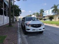 Cần bán xe Mazda BT 50 2.2 Diesel, 1 cầu, số tự động 2018, màu trắng, nhập khẩu