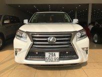Bán Lexus GX460 Màu trắng nội thất nâu socola sản xuất 2010 đăng ký tư nhân