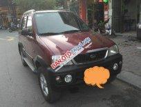 Bán xe Daihatsu Terios MT năm sản xuất 2004 giá cạnh tranh