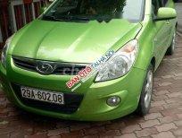 Cần bán lại xe Hyundai i20 AT 2010, màu xanh lam, xe nhập số tự động, 320 triệu