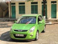 Bán Hyundai i20 sản xuất năm 2010, màu xanh lục, nhập khẩu Hàn Quốc, chính chủ