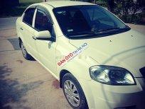 Bán Daewoo Gentra sản xuất năm 2009, màu trắng, giá 165tr