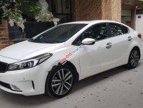 Bán xe Kia Cerato sản xuất 2016, màu trắng, biển Hà Nội đẹp