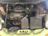 Bán xe Daewoo Matiz năm sản xuất 2002, màu cốm