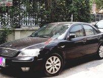 Bán Ford Mondeo đời 2005, màu đen, xe nhập