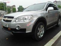 Bán Chevrolet Captiva LTZ 2.4 AT sản xuất 2008, màu bạc như mới