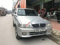Bán xe Ssangyong Musso sản xuất năm 2005
