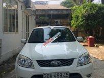 Bán Ford Escape XLT năm 2011, màu trắng, 420tr