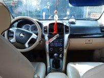 Cần bán Chevrolet Captiva LT sản xuất năm 2008, màu bạc, chính chủ