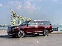 Cần bán xe Lincoln Navigator Black Label L 2019, màu đỏ, nhập khẩu
