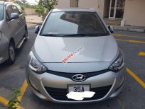 Cần bán Hyundai i20 năm 2014, màu bạc, nhập khẩu Hàn Quốc