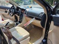 Bán Chevrolet Captiva LT 2.4 MT năm 2009, màu đen, số sàn