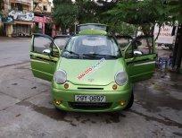 Cần bán lại xe Daewoo Matiz đời 2006, màu xanh lục, giá tốt