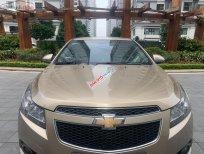 Bán ô tô Chevrolet Cruze LT 2012, màu vàng số sàn