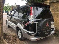 Cần bán gấp Mitsubishi Jolie năm 2005, màu đen số sàn