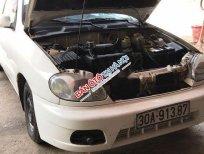 Cần bán gấp Daewoo Lanos sản xuất 2002, màu trắng, xe nhập