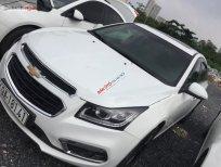 Cần bán lại xe Chevrolet Cruze đời 2017, màu trắng