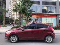 Cần bán lại xe Ford Fiesta năm sản xuất 2015, màu đỏ số tự động