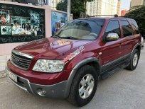 Cần bán lại xe Ford Escape đời 2004, màu đỏ, nhập khẩu nguyên chiếc