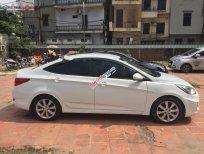 Bán xe Hyundai Accent đời 2015, màu trắng, nhập khẩu