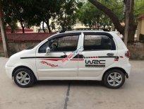 Cần bán xe Daewoo Matiz SE đời 2008, màu trắng, xe nhập