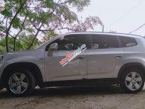Cần bán Chevrolet Orlando năm sản xuất 2013, màu bạc, chính chủ