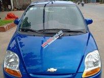 Cần bán Chevrolet Spark sản xuất 2015, màu xanh lam, giá chỉ 130 triệu