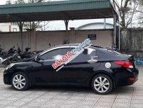 Bán Hyundai Accent 2011, màu đen như mới