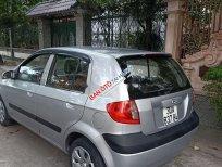 Bán Hyundai Getz sản xuất 2009, màu bạc, nhập khẩu