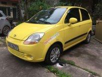 Đổi xe mới bán Chevrolet Spark 2010, màu vàng