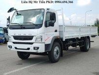 Bán xe tải Nhật Bản Mitsubishi Fuso Fi tải 7.5 tấn thùng dài 6.1m và 6.9m máy 170 PS đủ các loại thùng, hỗ trợ trả góp