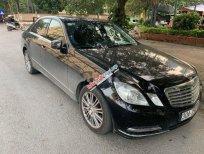 Bán xe Mercedes E300 đời 2011, màu đen, xe nhập, giá tốt