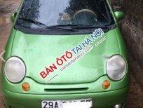Bán Daewoo Matiz MT đời 2006, màu xanh lam