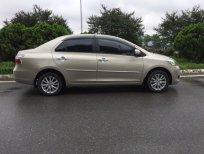 Xe Toyota Vios 1.5MT sản xuất 2013, màu bạc, xe gia đình, 295 triệu