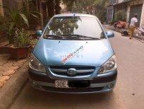 Cần bán lại xe Hyundai Getz MT năm 2008, màu xanh lam, giá tốt