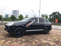 Bán Porsche Cayenne sản xuất 2008, màu đen, nhập khẩu nguyên chiếc, giá tốt