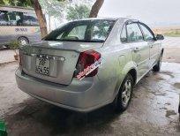 Cần bán Daewoo Lacetti đời 2009, màu bạc xe gia đình, giá tốt