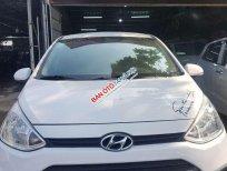Bán ô tô Hyundai Grand i10 đời 2016, màu trắng, xe nhập chính hãng