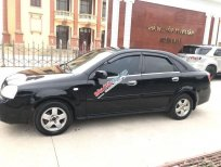 Bán ô tô Daewoo Lacetti đời 2005, màu đen, nhập khẩu nguyên chiếc chính chủ, 135 triệu