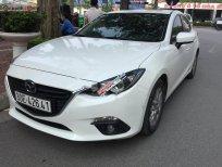 Cần bán lại xe Mazda 3 năm 2017, màu trắng, 588tr